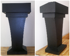AV NYC AV group offers all AV, AV packages, including AV podium pulpit rentals, truss podium rental, stage rental.