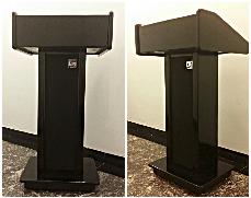 AV NYC AV services include AV staging, best New York NY event planning, AV rental equipment, wooden podiums, clear podiums, truss podiums rental.