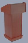 AV podium rental,  presentation equipment rental, podiums and lecterns delivery, event stage rental.